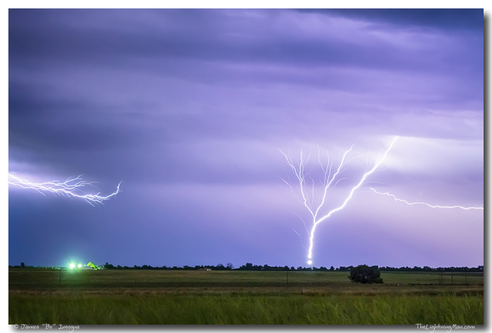 Colorado Anvil Lightning Crawler